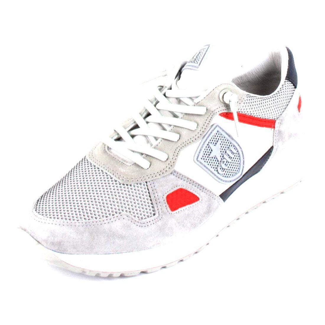 Cetti Sneaker ante grey