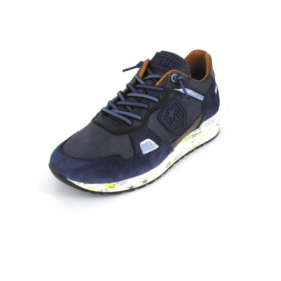 Cetti Sneaker ante used navy