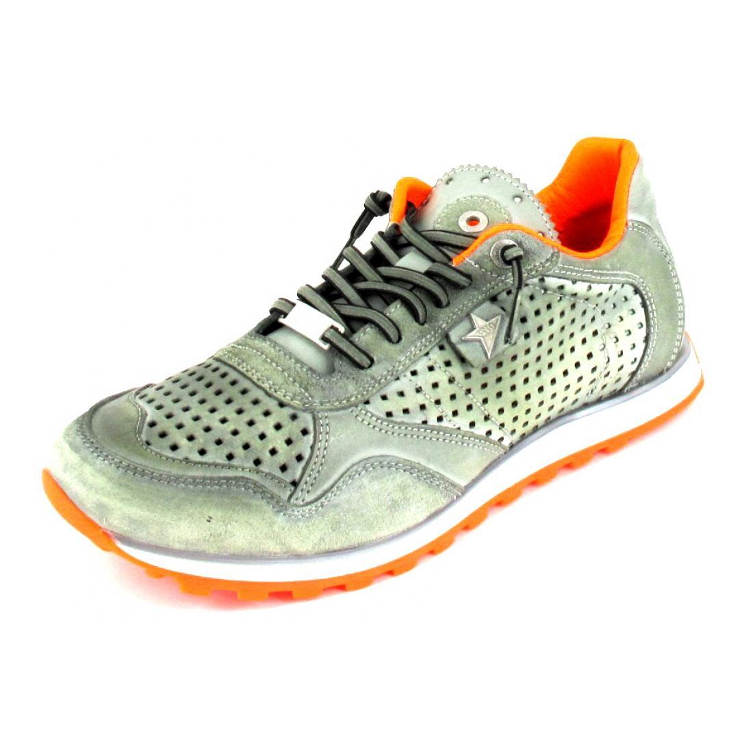 Cetti Sneaker kombat orange