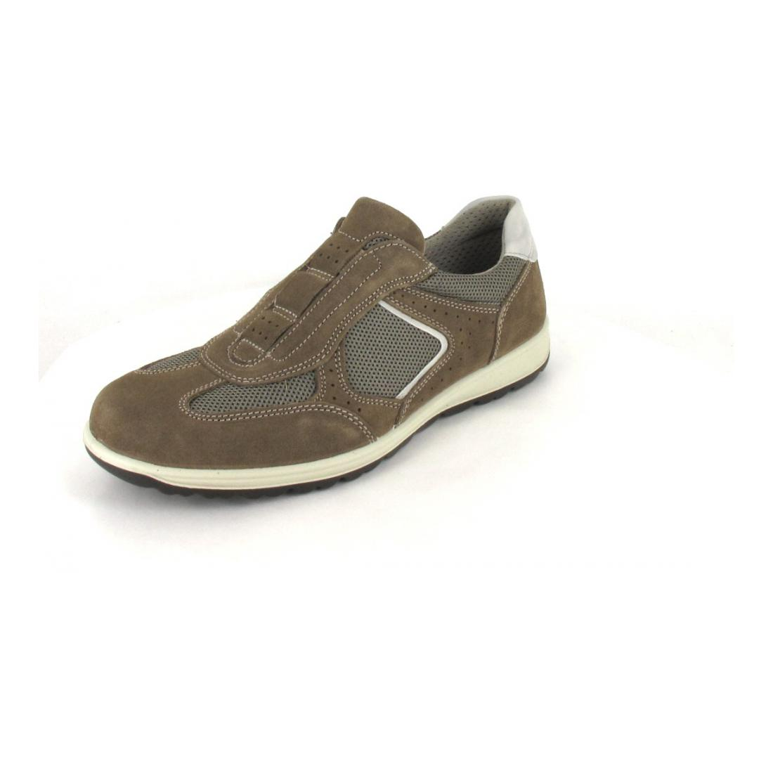 Imac Sneaker Tortora/Beige 16/18
