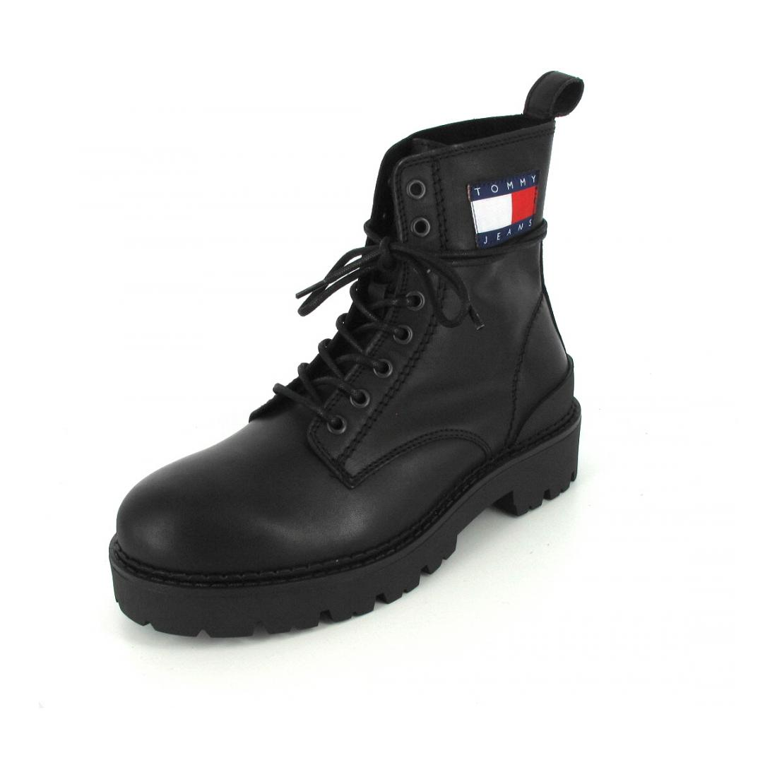 Tommy Hilfiger Schnürstiefel LACE UP HERITAGE BOO