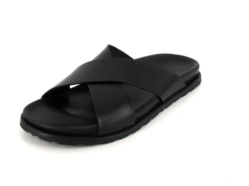 The Sandals factory Pantolette Crotone Nero