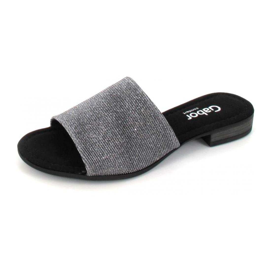 Gabor Comfort Pantolette Rhodos, | Schuh Welt Wo