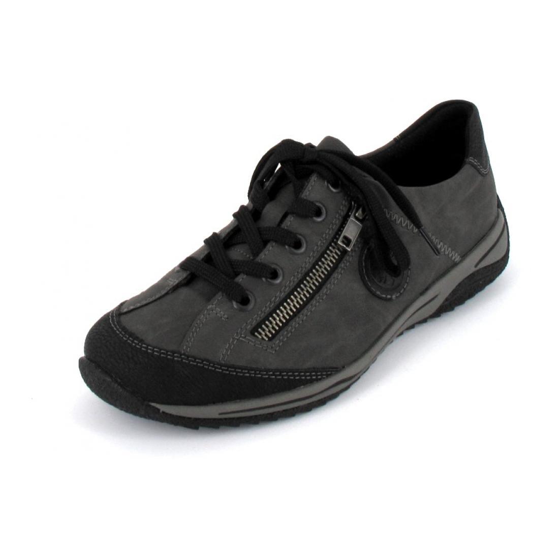 Rieker Sneaker schwarz