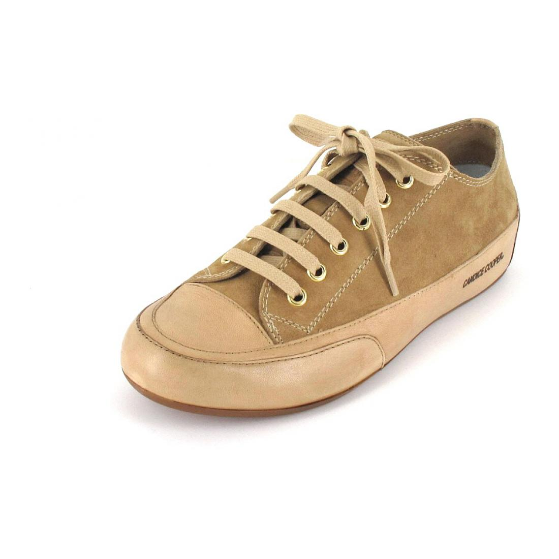 Candice Cooper Sneaker Rock camoscio