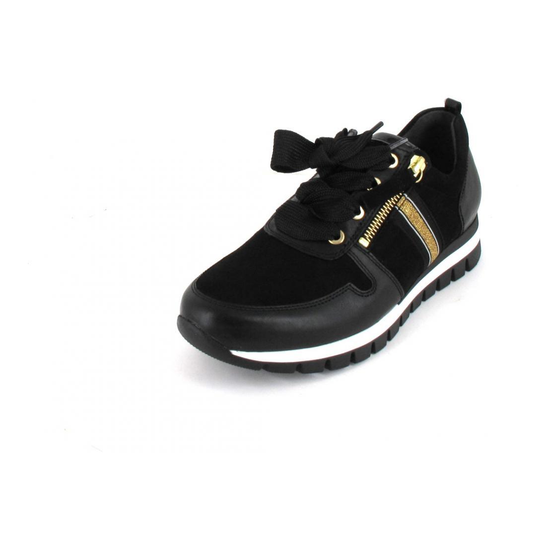 Gabor Comfort Sneaker schwarz