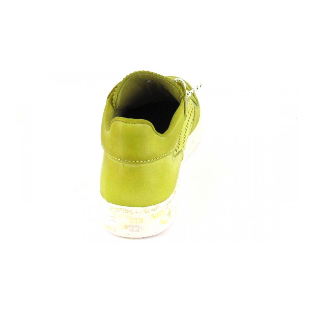 Cetti Sneaker nature tin lime