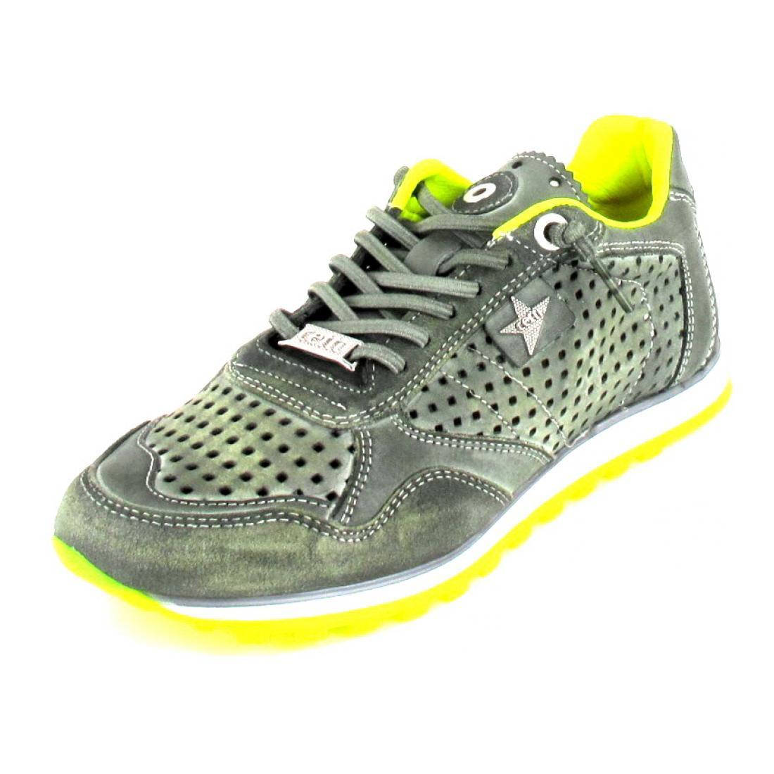 Cetti Sneaker kombat yellow