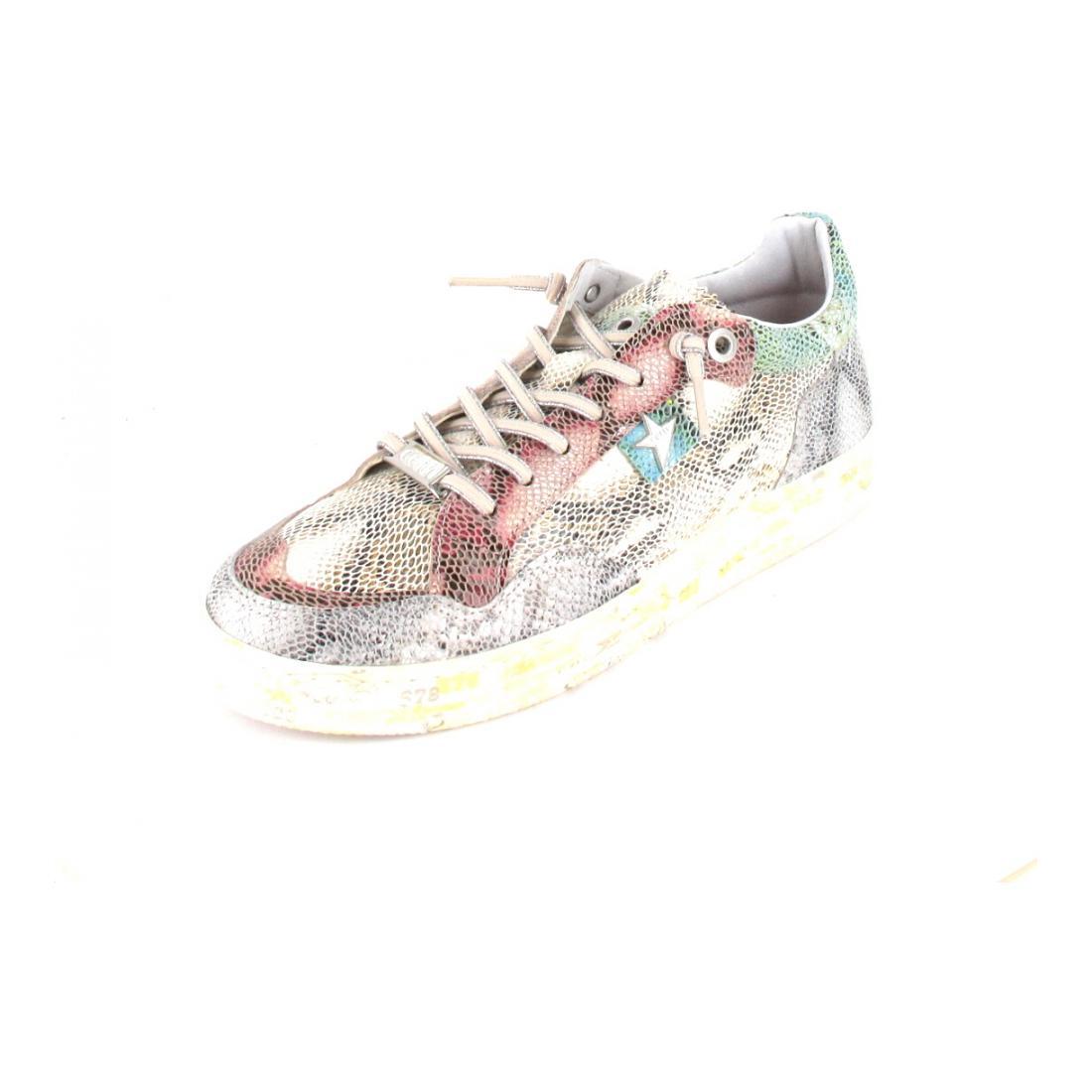 Cetti Sneaker Snake multicolore