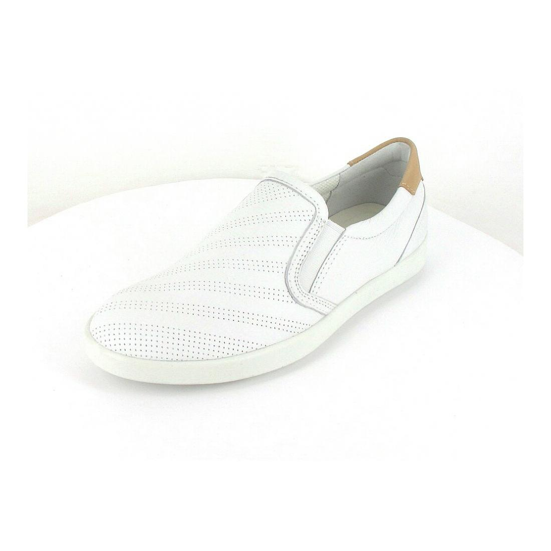 Ecco Slipper Leisure WhitePowder