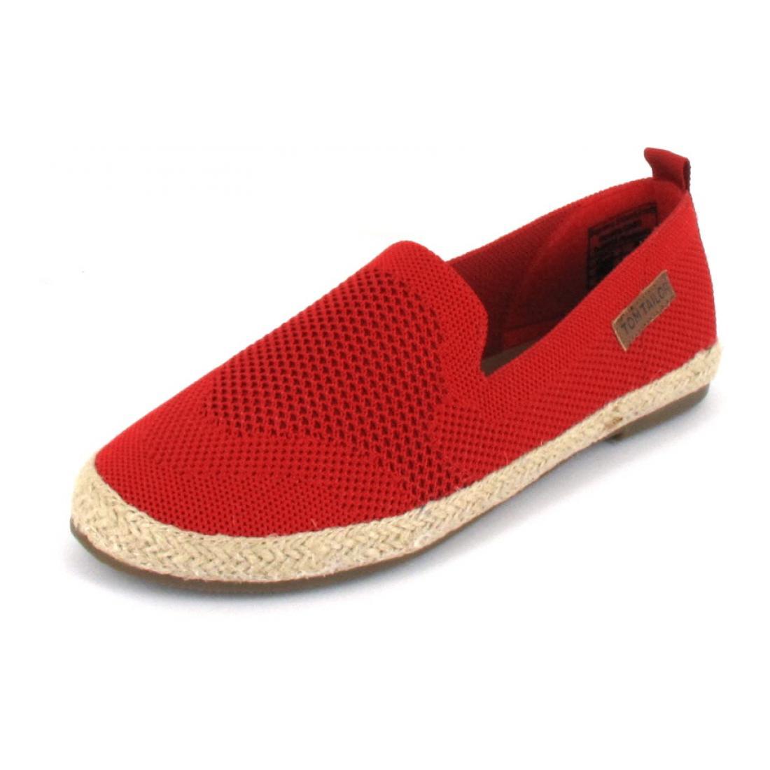Tom Tailor Slipper red