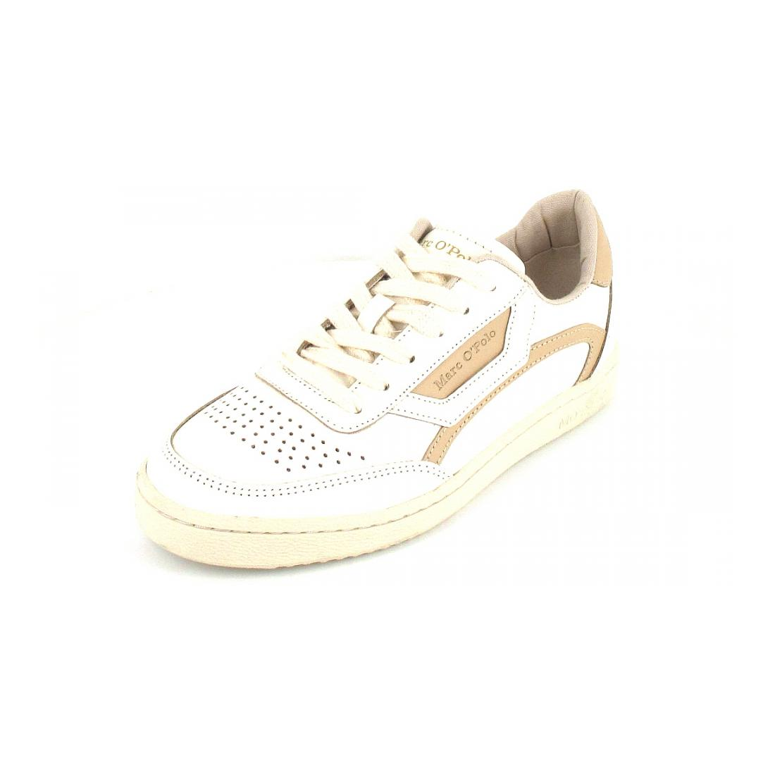 Marc O´Polo Sneaker 156 offwhite/sand