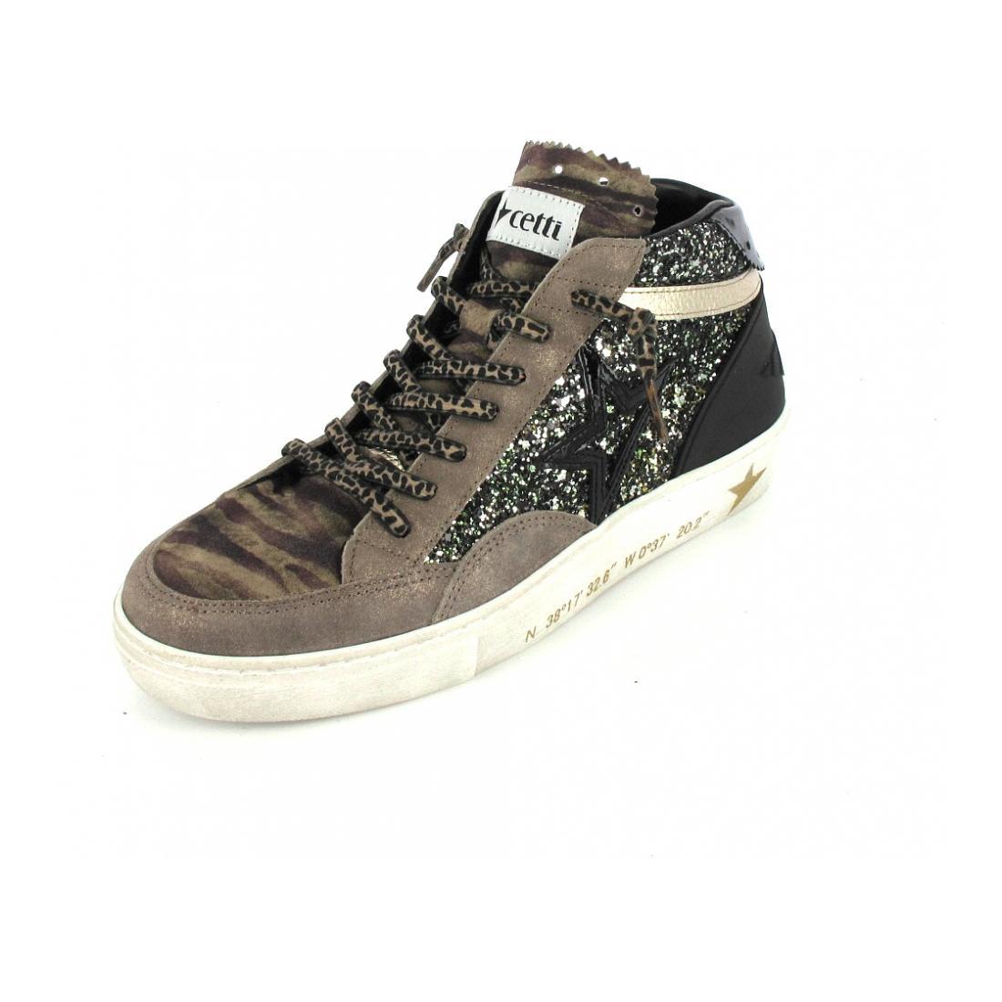 Cetti Sneaker Bunny Glitter