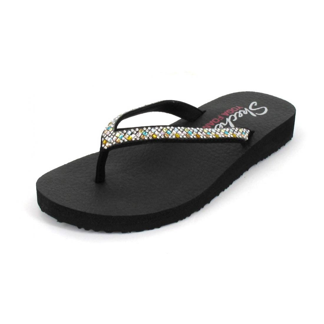 Skechers Pantolette BKMT
