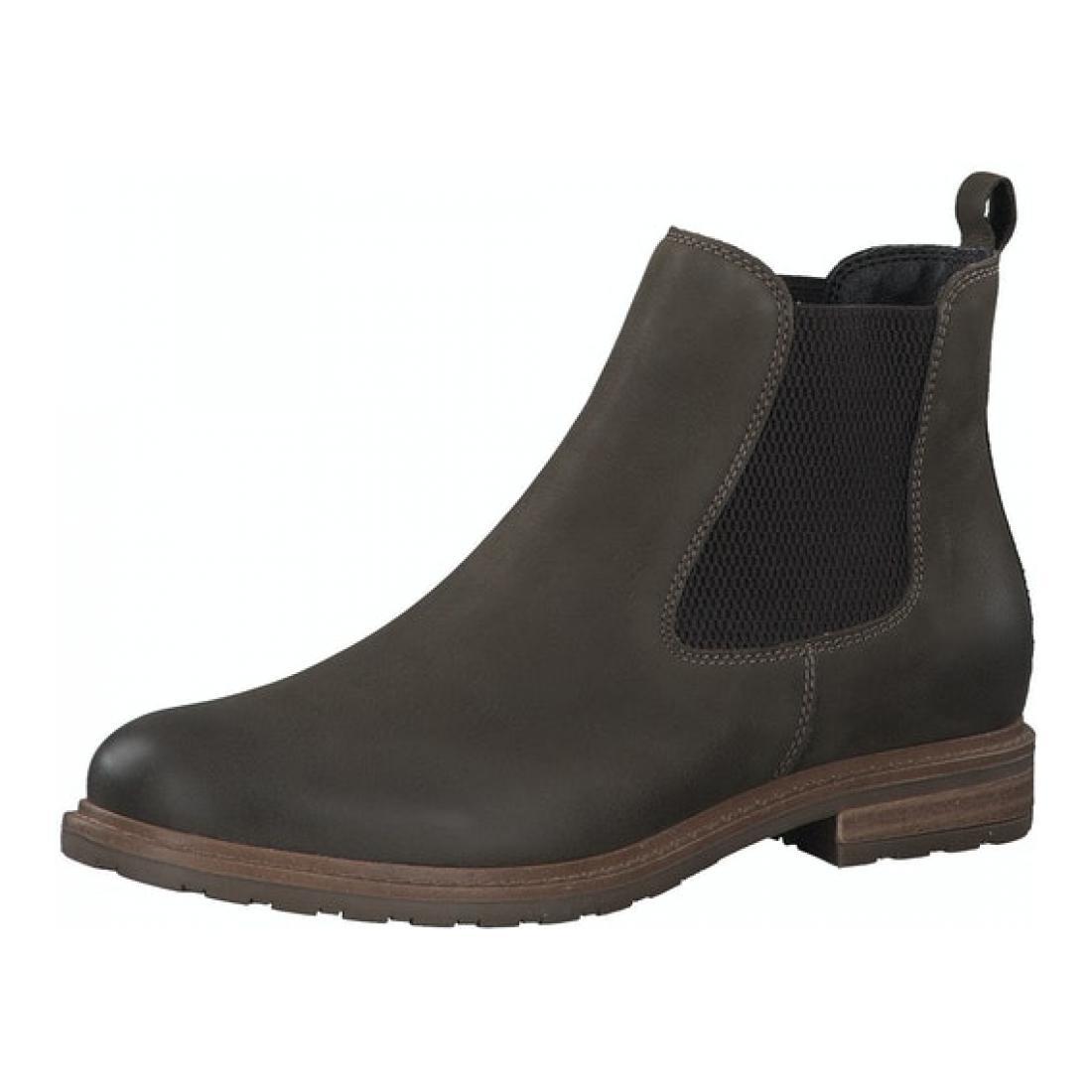 Tamaris Chelsea Boot DK.OLIVE