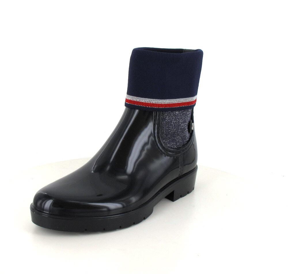 Tommy Hilfiger  KNITTED SOCK RAIN BO,403P