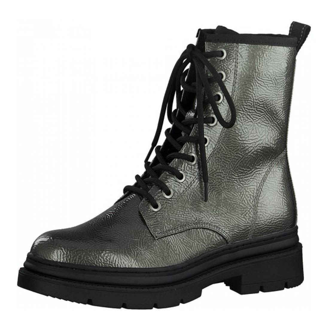 Tamaris Boots PEWTER
