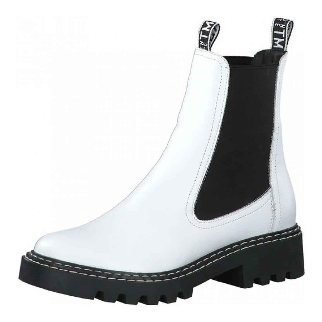 Tamaris Boots WHITE