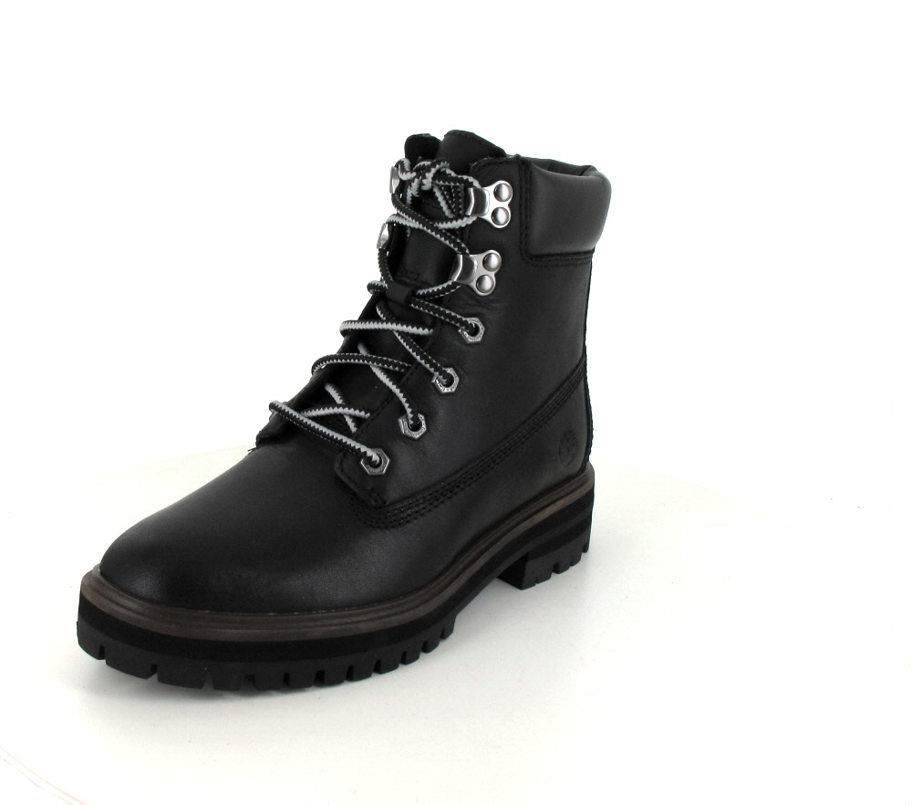 Timberland Mädchen LONDON SQUARE 6IN BO JET