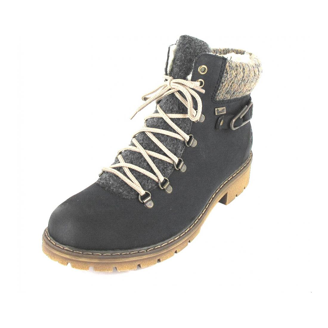 Rieker Boots pazifik/anthrazit/graphit