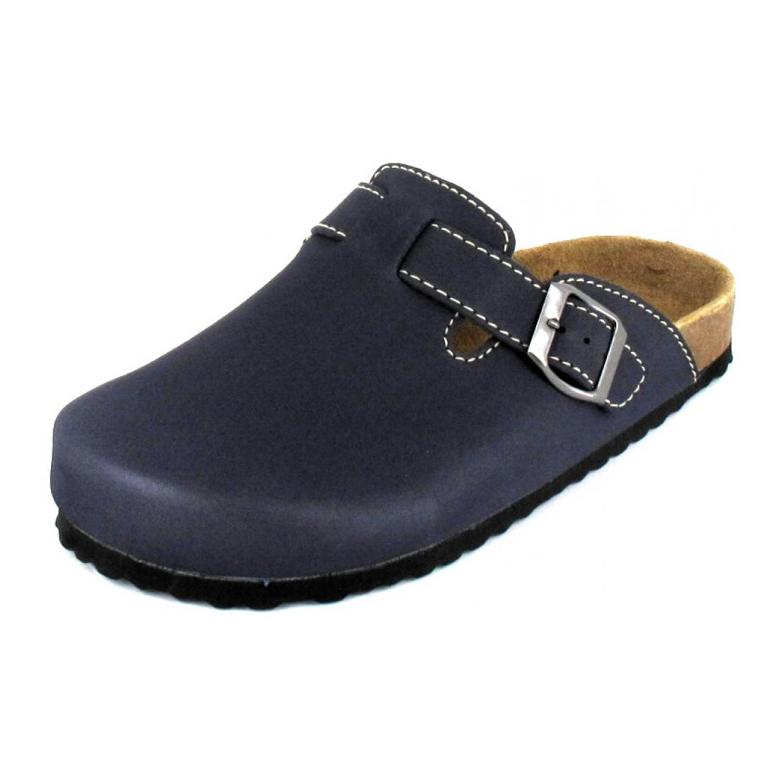 Indigo Clogs