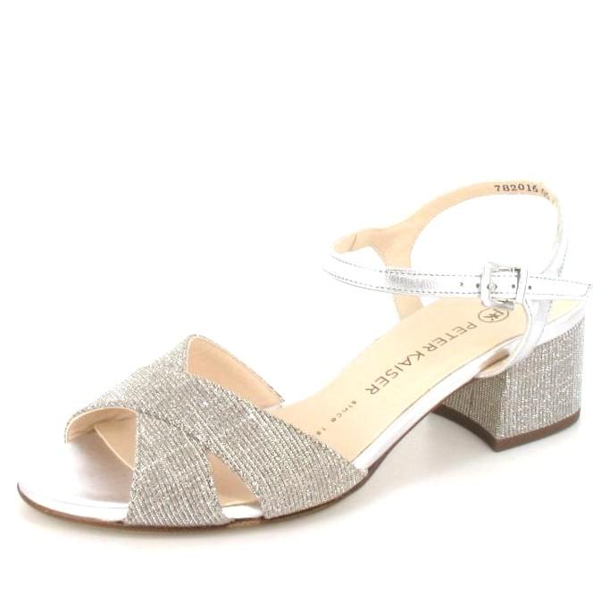 Wo Peter CarishaSchuh Welt Sling Sandalette Kaiser Markenschuhe XiPZku