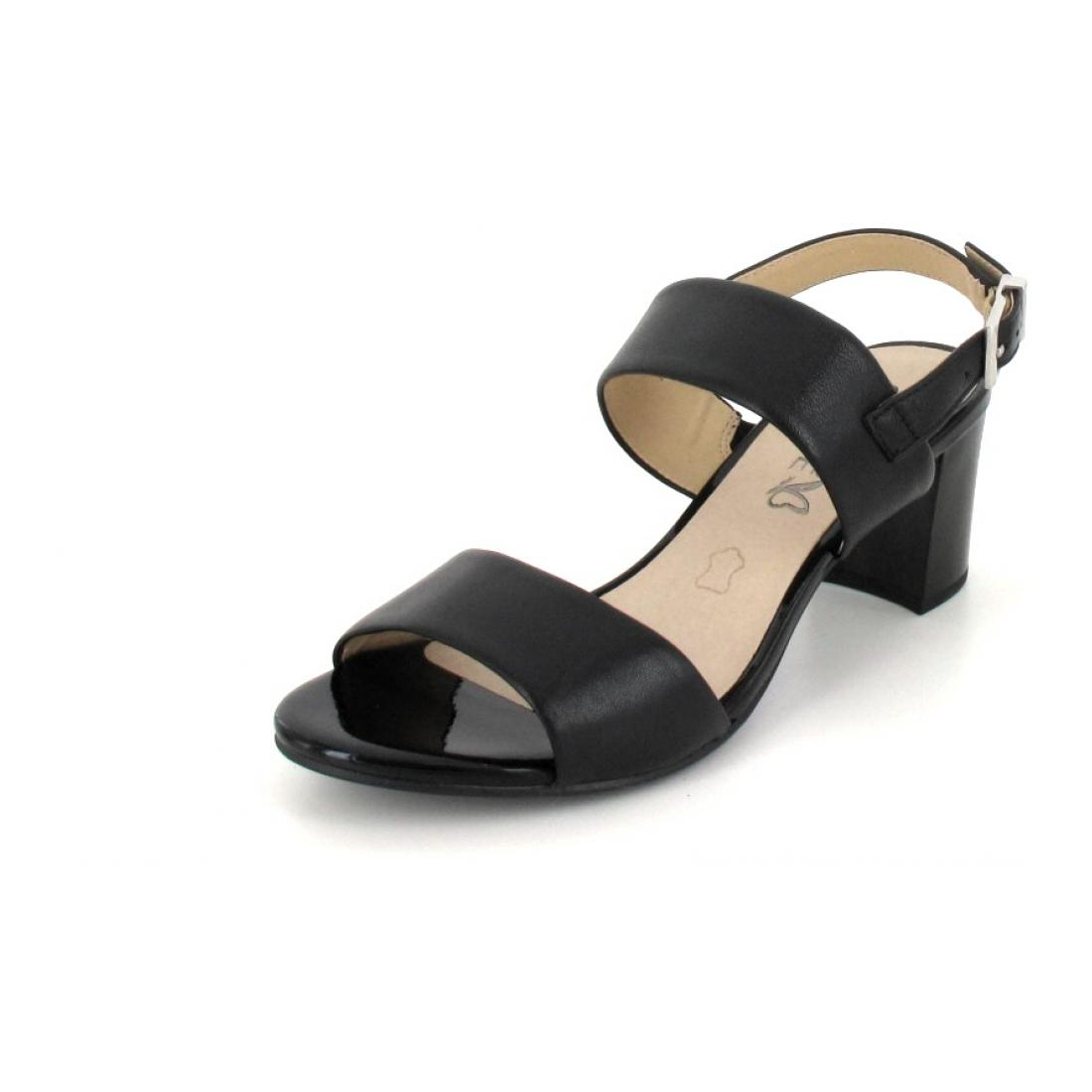 Caprice Pumps BLACK NAPPA