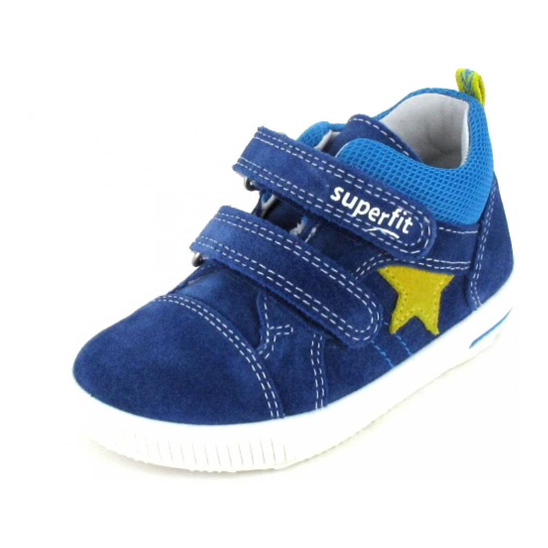 Superfit Klettschuh Moppy