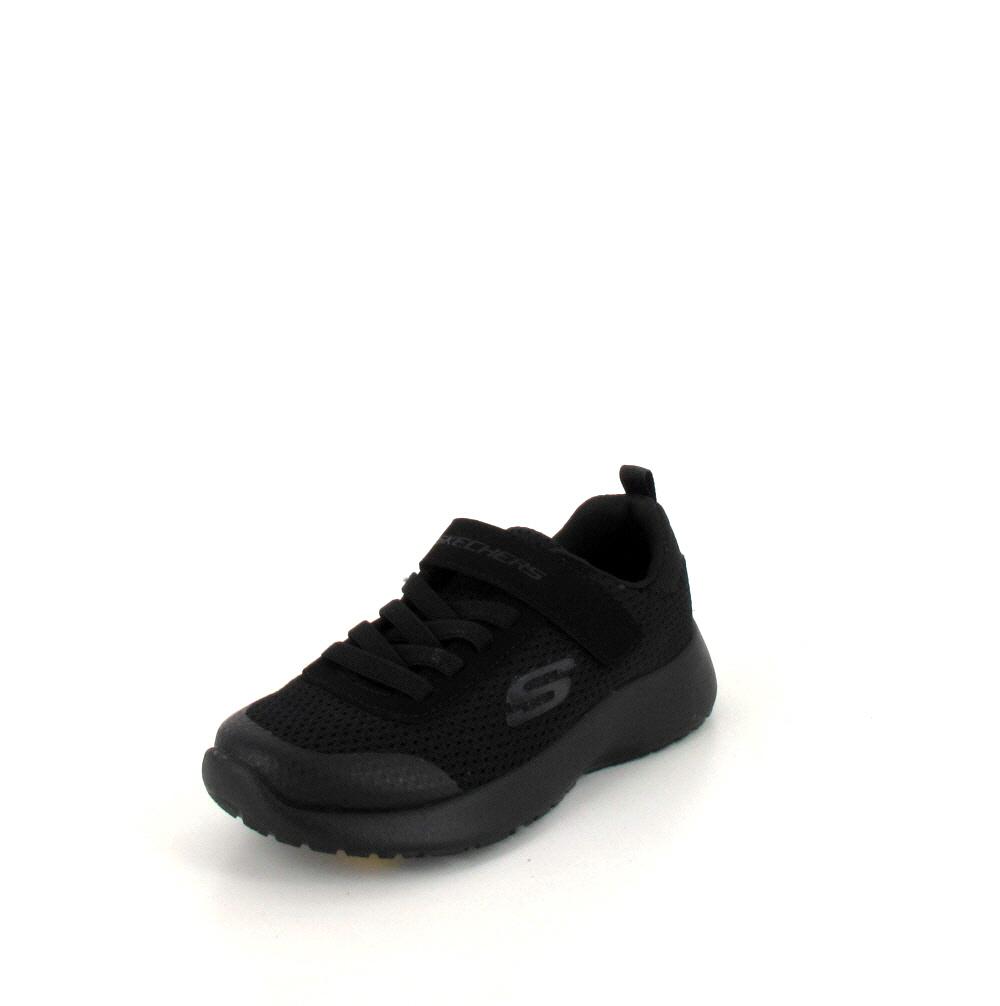 Skechers Mädchen Dynamight BLACK