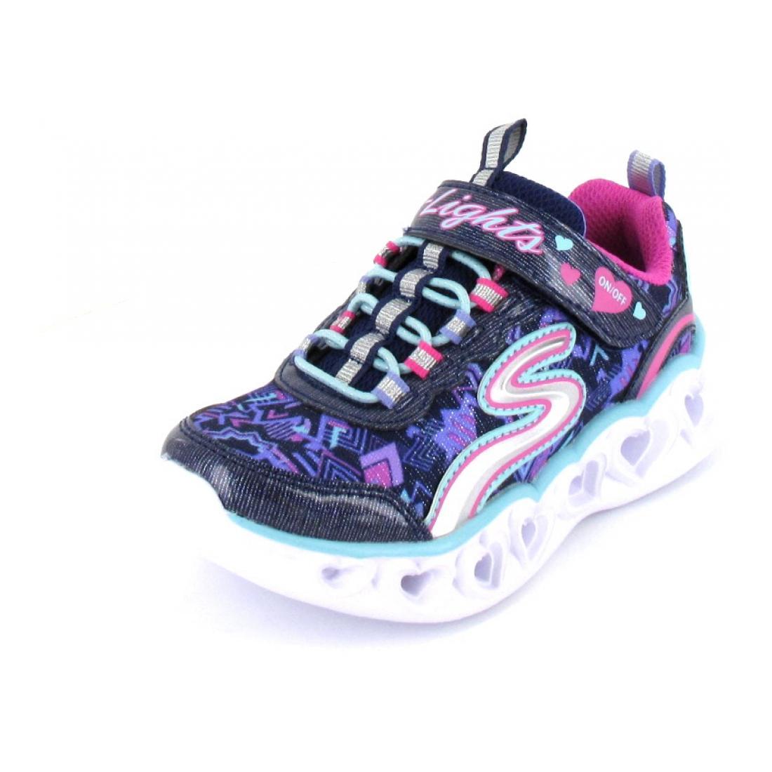 Skechers Sneaker Heart Lights