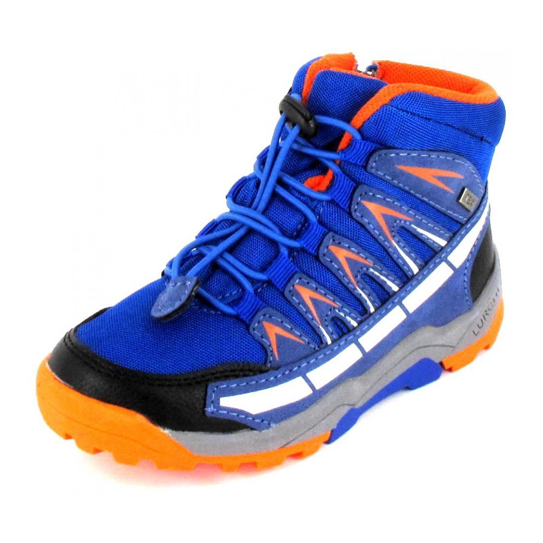 Lurchi Sneaker high Tristan-Tex