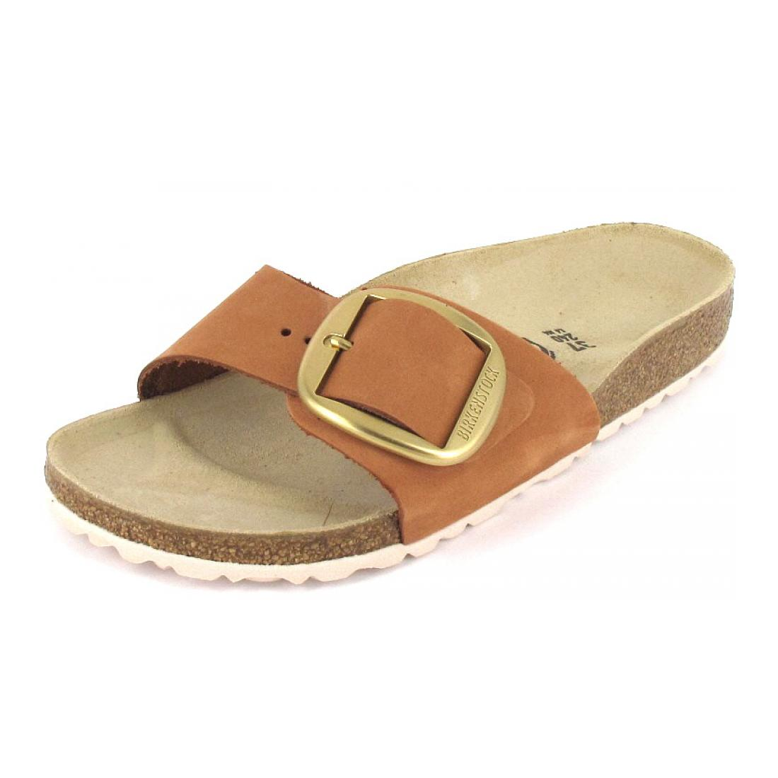 Birkenstock Pantolette Madrid Big Buckle NU