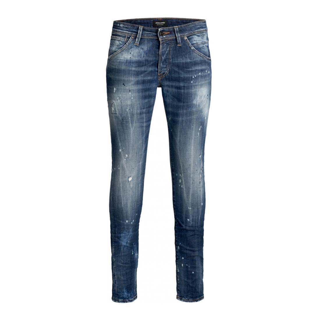 Jack & Jones Jeans Herren JJIGLENN JJFOX BL 925 NOO