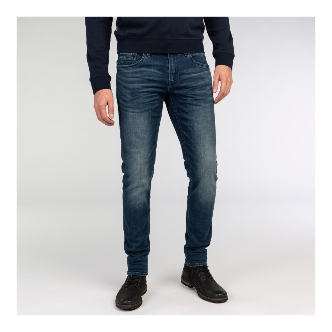 PME Legend Jeans Herren TAILWHEEL DARK BLUE INDIG