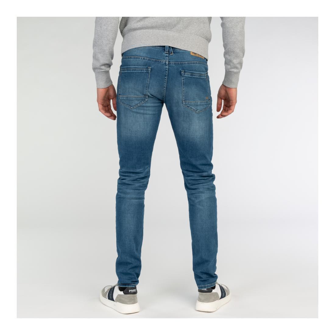PME Legend Jeans Herren TAILWHEEL SOFT MID BLUE