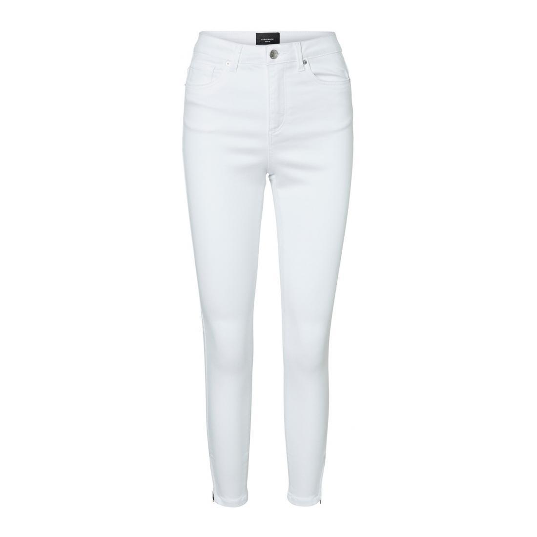 Vero Moda Jeans Damen VMSOPHIA HW S ANKLE ZIP J