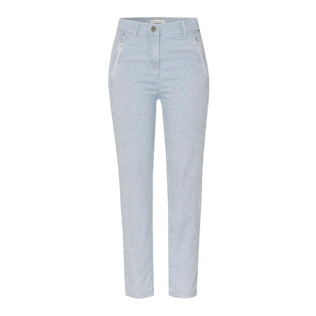 TONI DRESS Jeans Damen CS-be loved 7/8