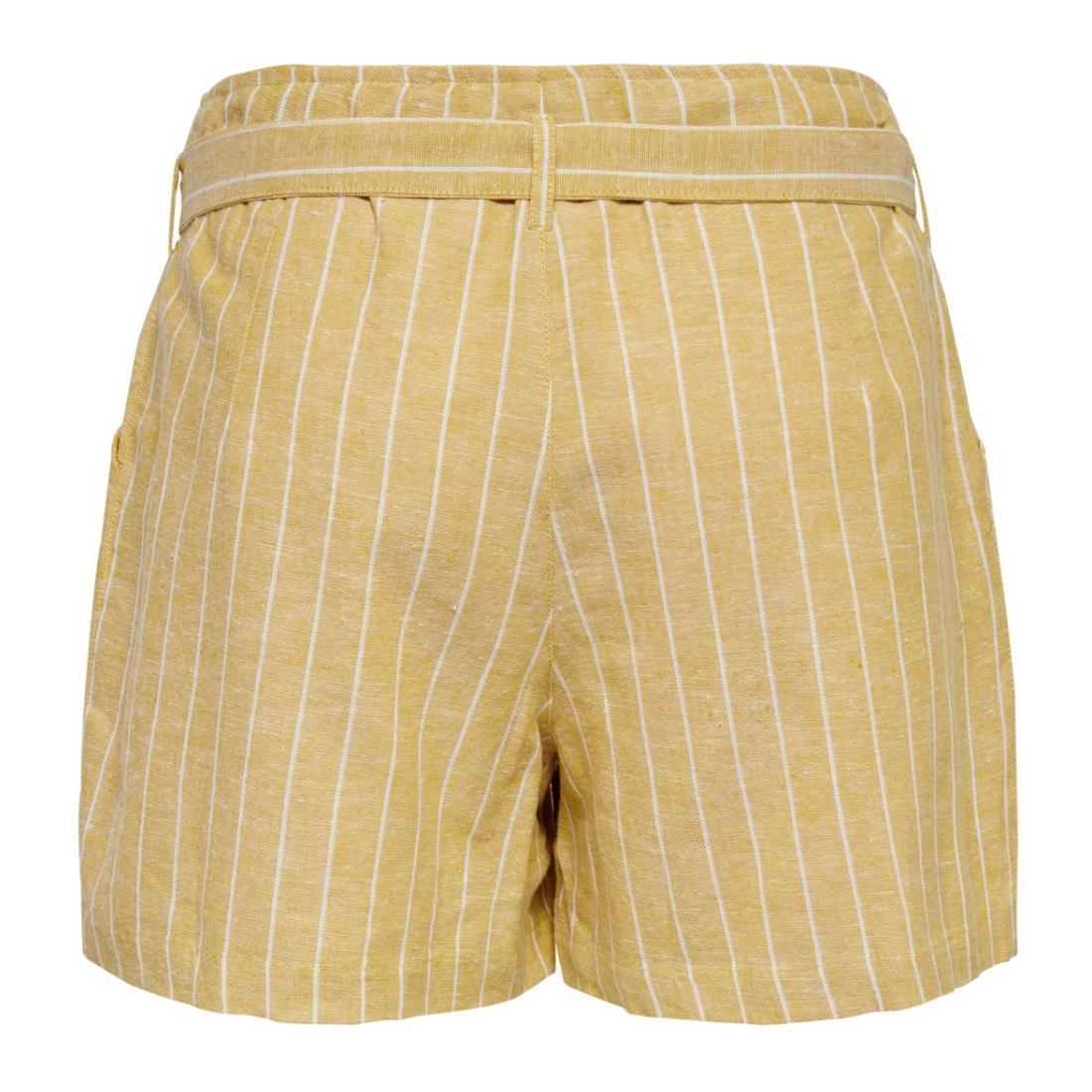 Only Bermuda/Shorts Damen ONLPALOMA-CANYON STRIPE L