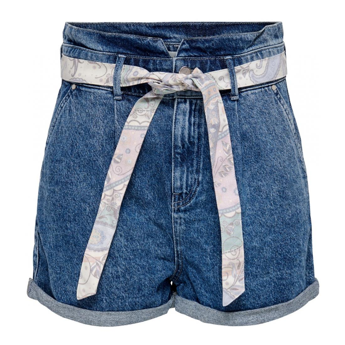 Only Bermuda/Shorts Damen ONLCARRIE LIFE HW CHINO D