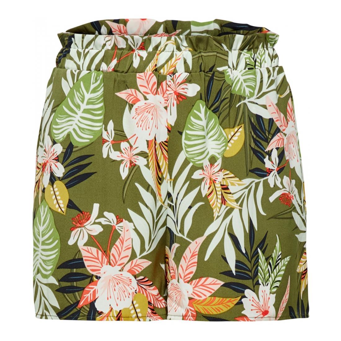 Only Bermuda/Shorts Damen ONLELISA PAPERBAG SHORTS