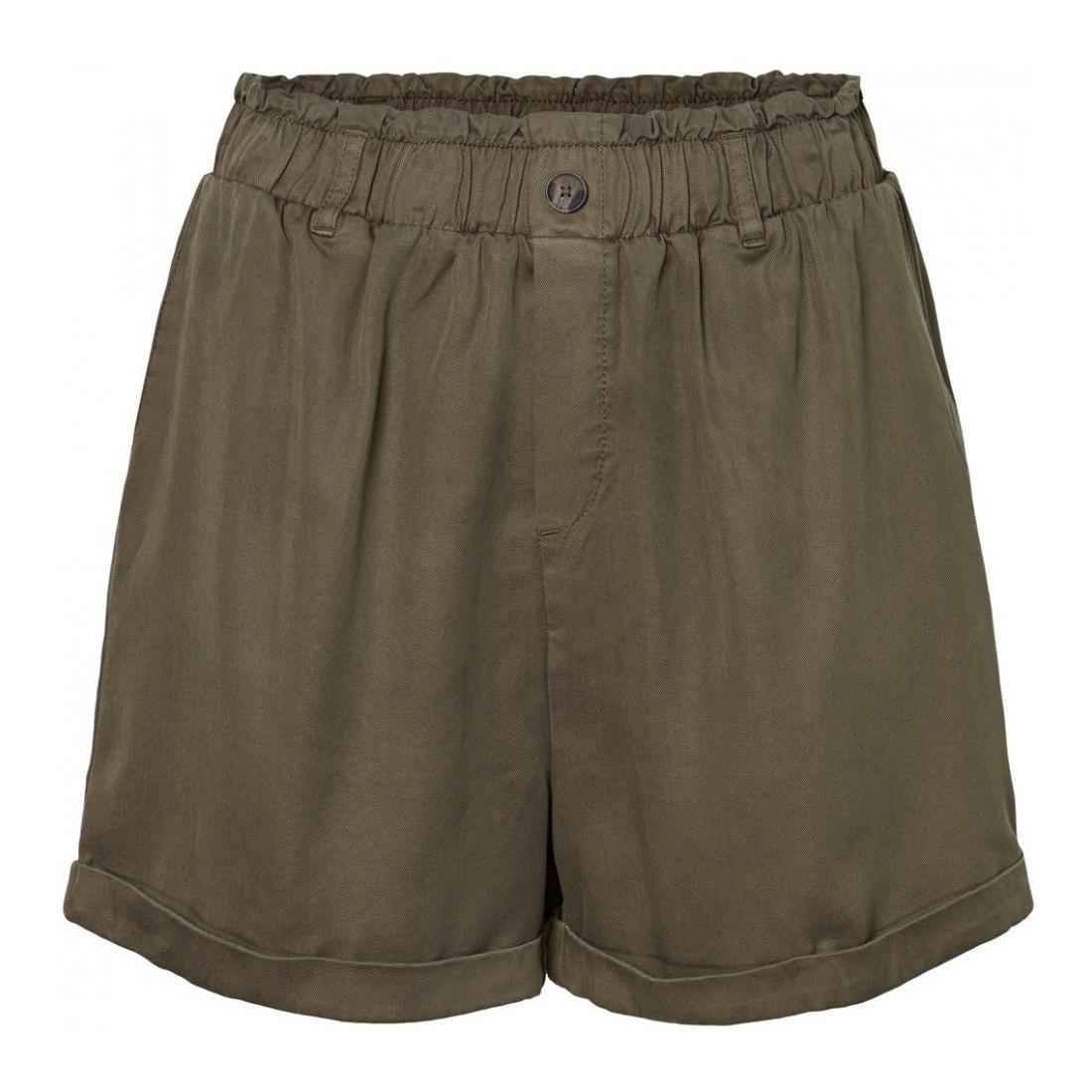 Noisy May Bermuda/Shorts Damen NMMARIA SHORT HW PAPERBAC