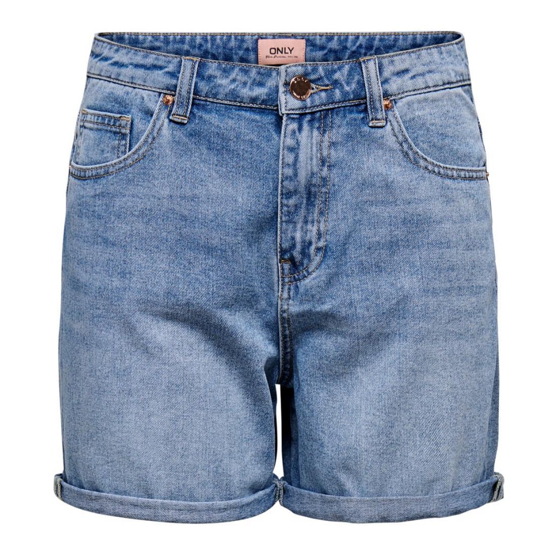 Only Bermuda/Shorts Damen ONLPHINE LIFE SHORTS BB M