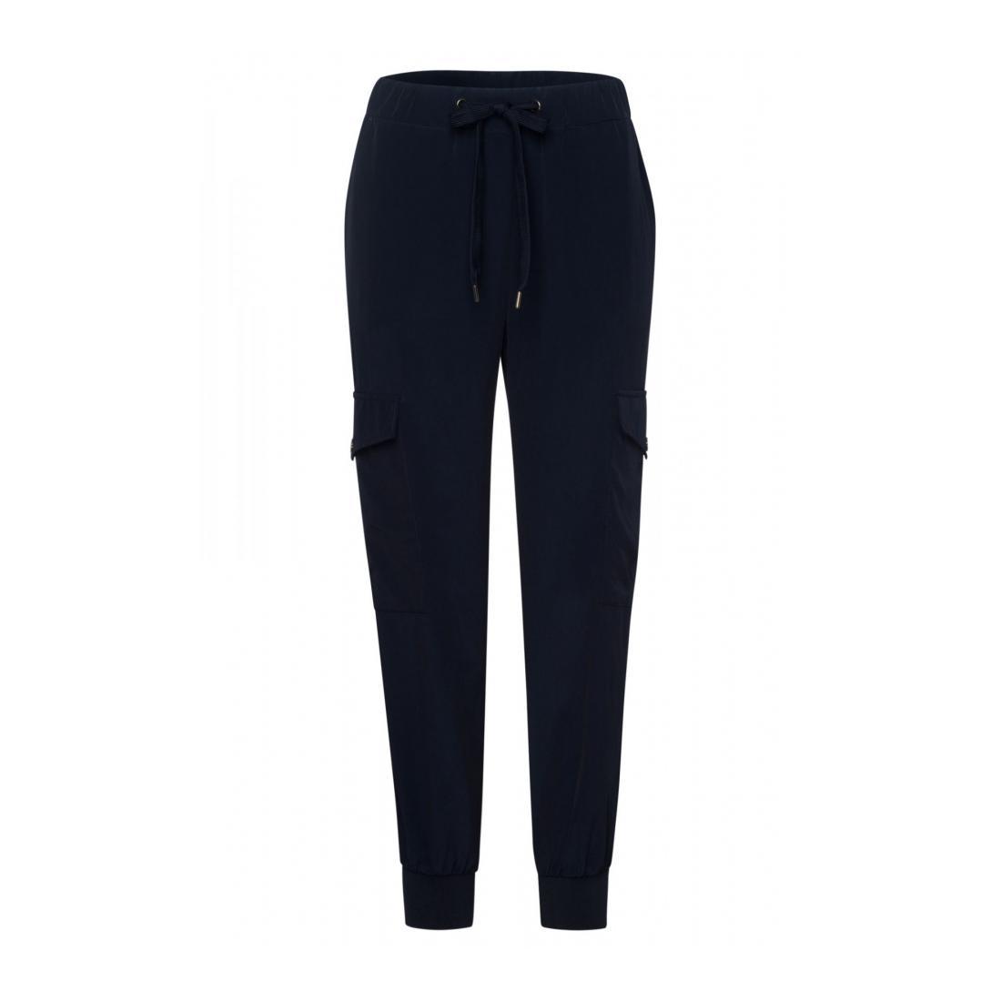 More & More Freizeithosen Damen Soft Cargo Pants Active