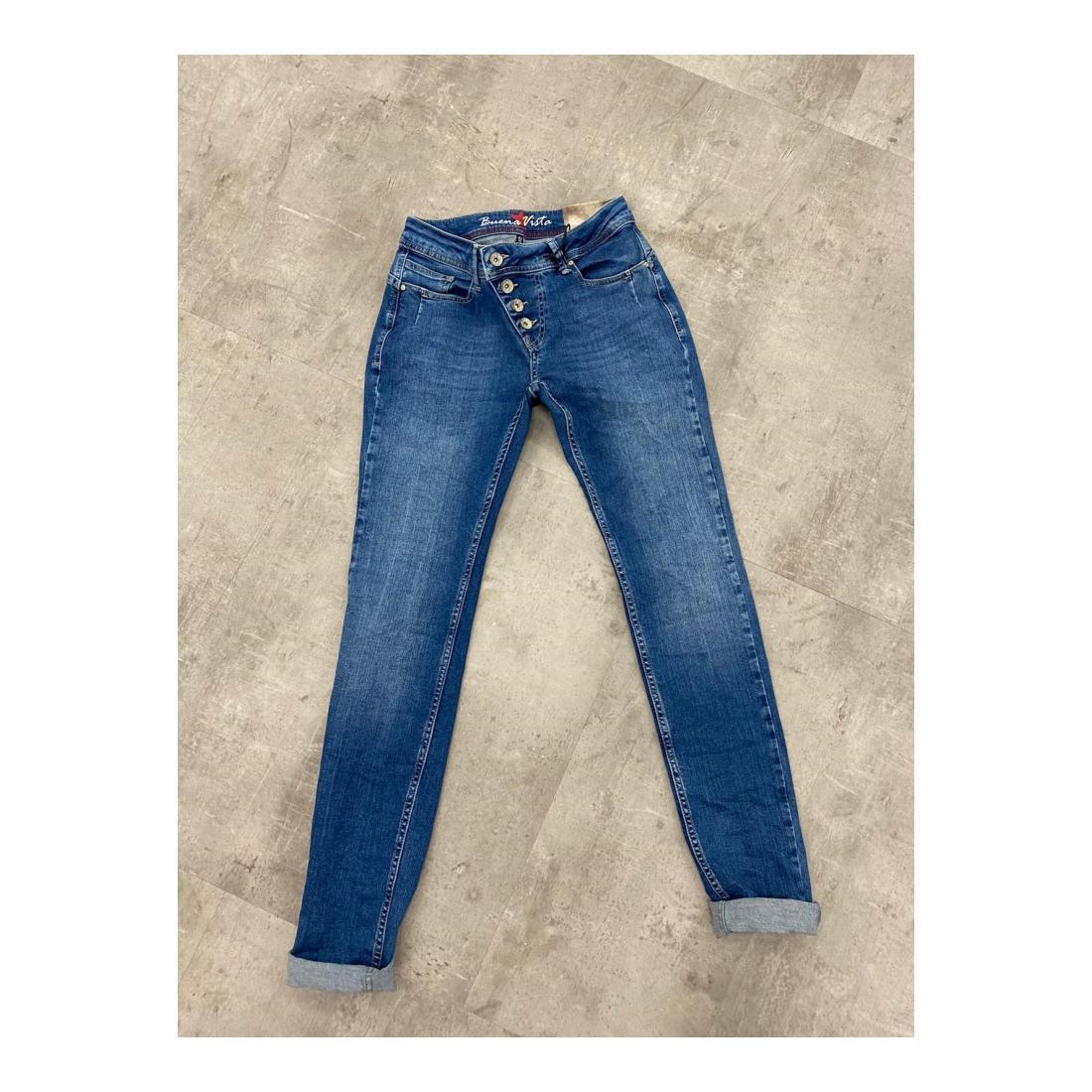 Buena Vista Jeans Damen Malibu stretch denim