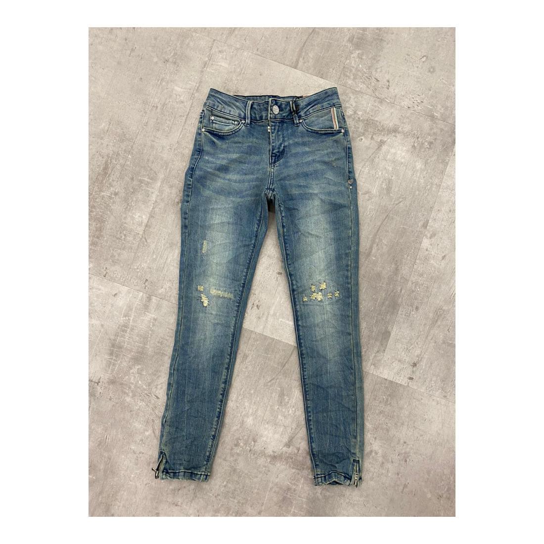 Buena Vista Jeans Damen Italy V 7/8 stretch denim