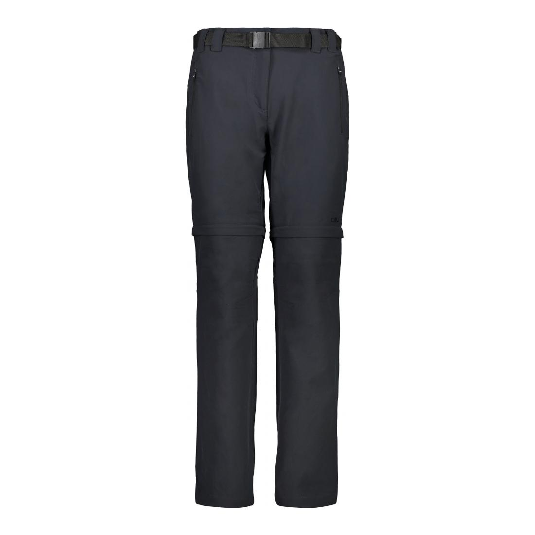 CMP Freizeithosen Damen WOMAN ZIP OFF PANT