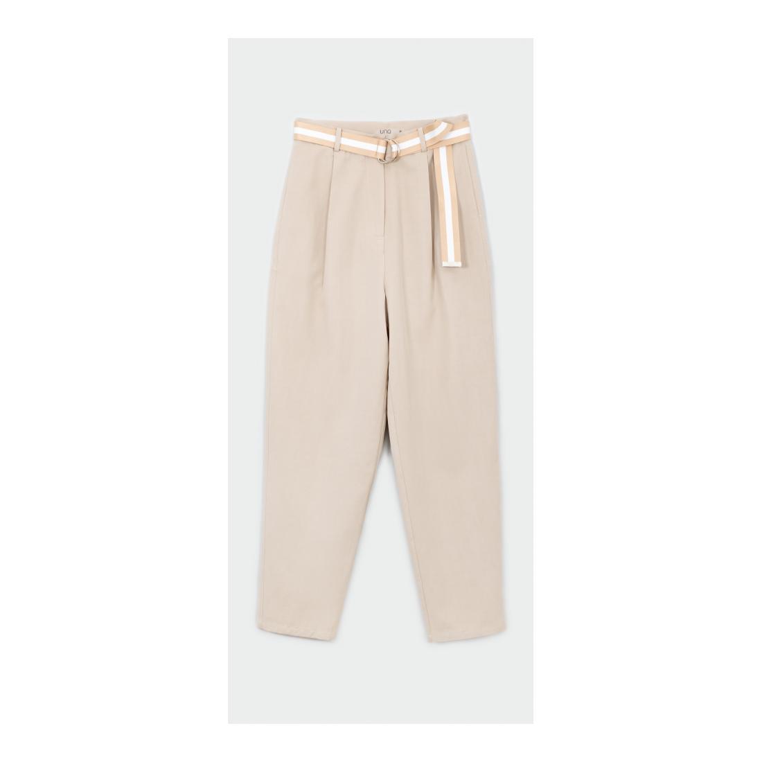 UNQ Freizeithosen Damen Trousers