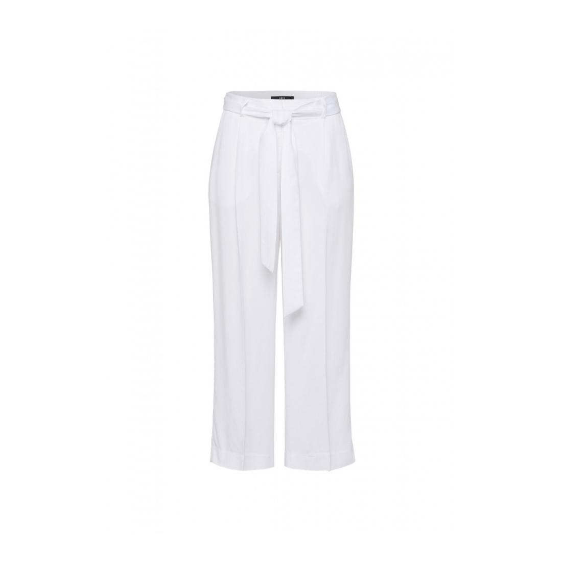 Zero Joggingpants/Leggins Damen Pants Structured Lyocell
