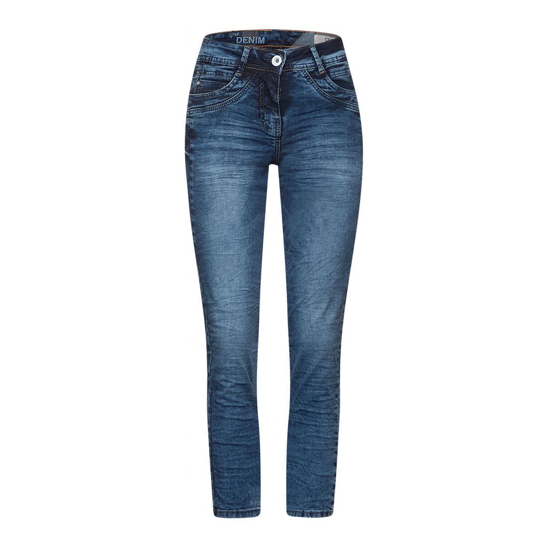 Cecil Jeans Damen Style NOS Scarlett Authen