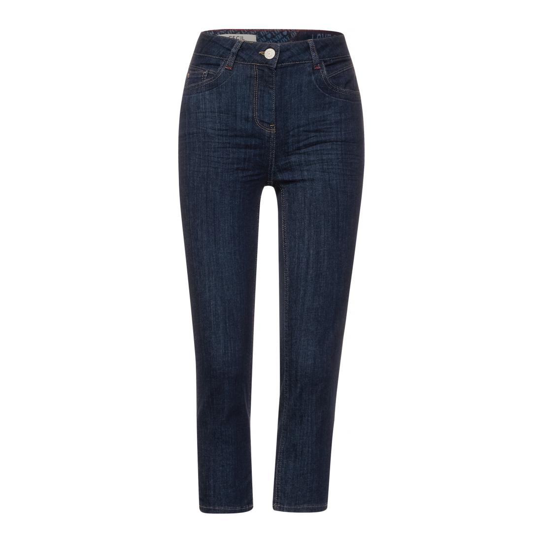 Cecil Jeans Damen Style NOS Toronto Rinsed